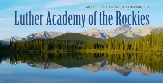 Luther Academy of the Rockies