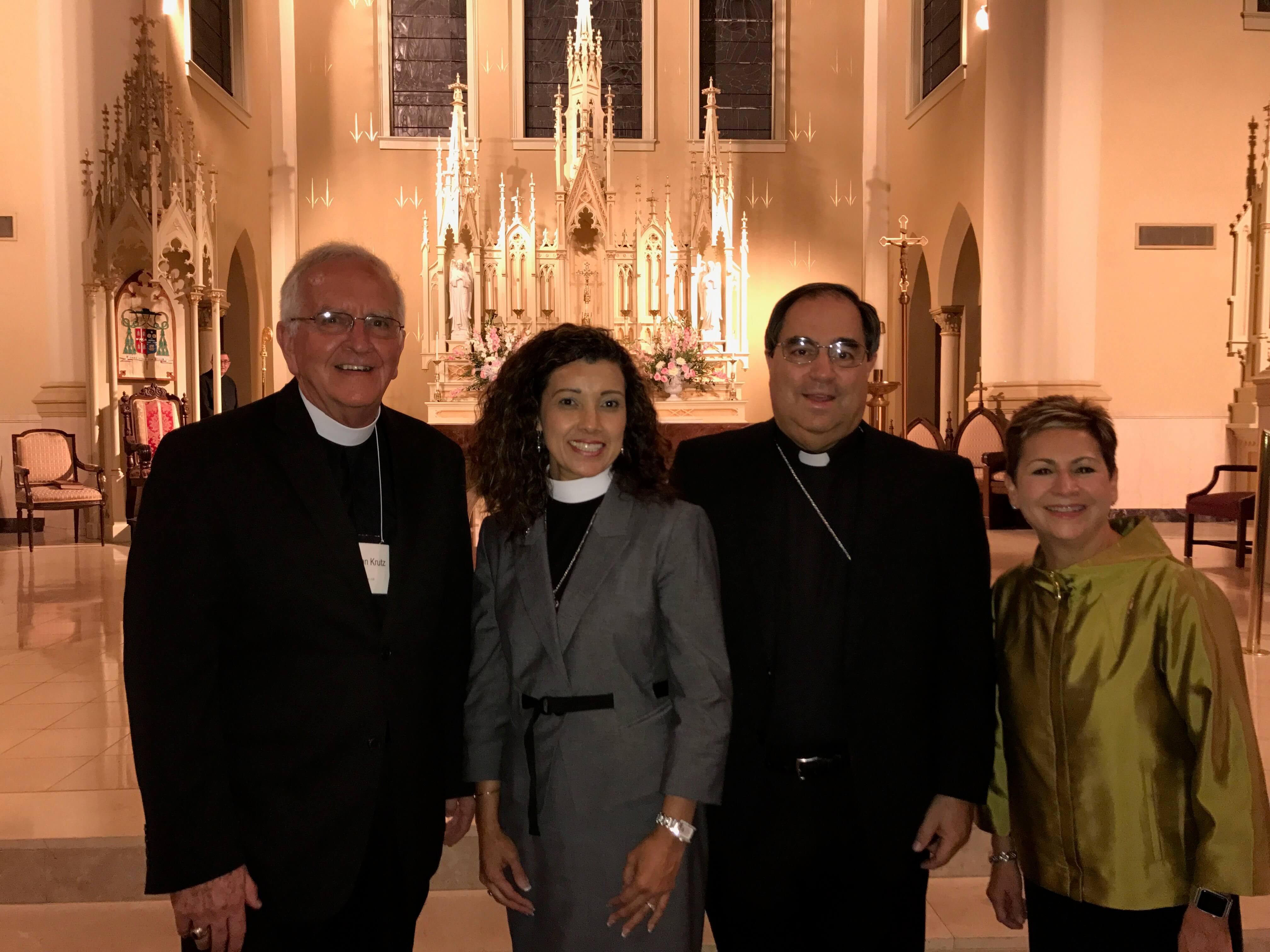 Catholic diocese of alexandria la